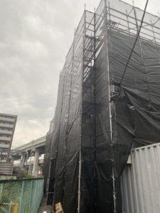 東大阪 足場組立